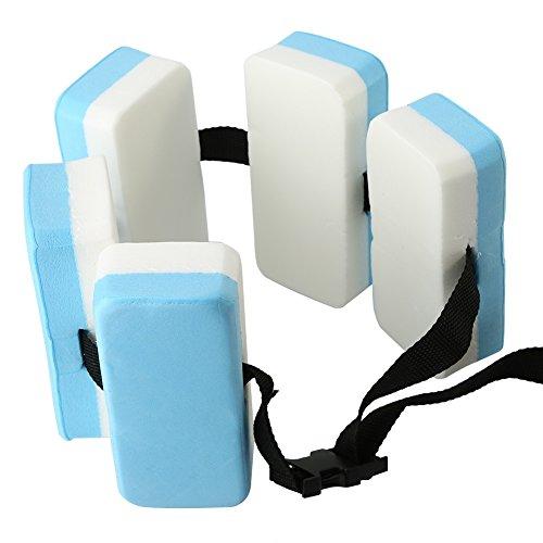 VGEBY Verstellbarer Schwimmgurt für Kinder EVA Schaumgürtel für Schwimmübungen