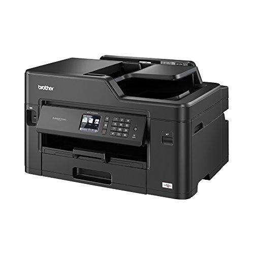 Brother MFC-J5330DW 4-in-1 Farbtintenstrahl-Multifunktionsgerät (Drucker, Scanner, Kopierer, Fax)