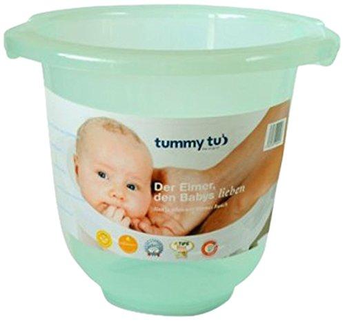 Tummy Tub Badeeimer grün