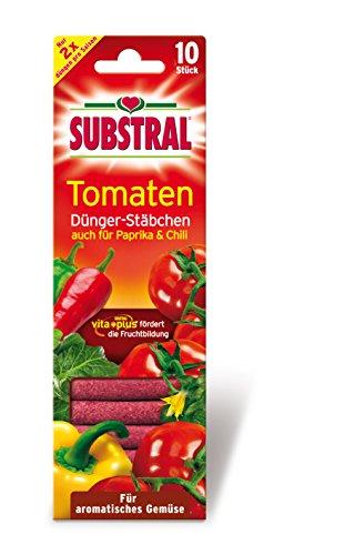 Substral 8740530  Dünger-Stäbchen für Tomaten - 10 St.
