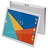 10 Zoll Octa Core CPU Android Tablet 4GB RAM 64GB interner Speicher WiFi Kamera GPS Dual SIM ohne Netzsperre 3G Tablet Silber