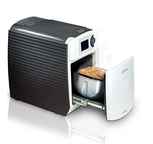 Tivoli Easy Bread / Brotbackautomat / Hergestellt aus Kunstharz / Kunstoff / 34 x 25 x 36 cm / 500 Watt