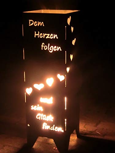 Feuersäule/Dem Herzen folgen.