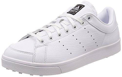 adidas Herren Adicross Classic Golfschuhe weiß (White F33779) 44 EU