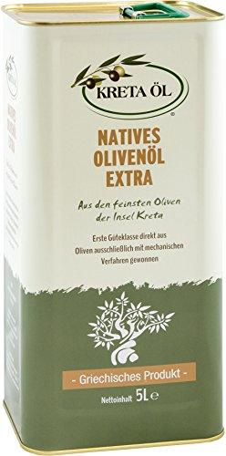Kreta Öl - extra natives Olivenöl - 5 Liter