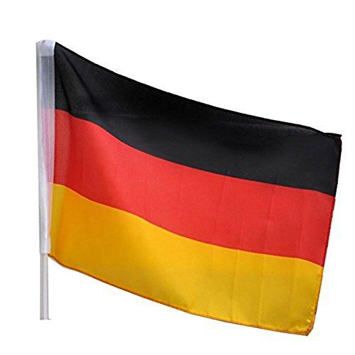 Idena 8310097 Autofahne Deutschland