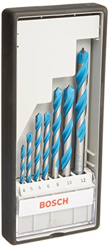 Bosch Pro 7tlg. Mehrzweckbohrer-Set CYL-9 (Multi Construction)