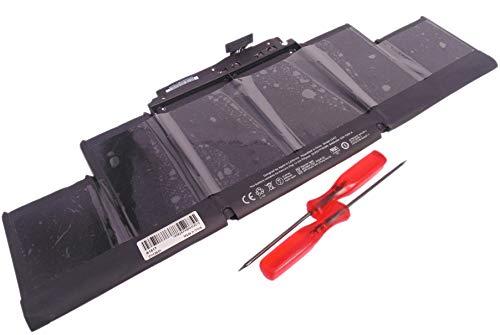 Golem-power A1417 Akku für Apple MacBook Pro 15' Retina Batterie für Notebook Akku A1398 (Mitte 2012 - Anfang 2013) MC975LL/A MC976LL/A ME665LL/A ME664LL/A MD831LL/A (10,95V 95Wh)