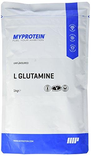 Myprotein L- Glutamine Unflavoured, 1er Pack (1 x 1 kg)