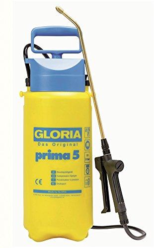 Gloria Drucksprühgerät Prima5 Typ 42E, 5Liter, gelb 'Auslaufmodell'