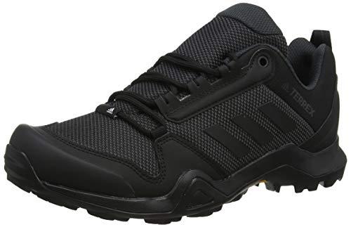 adidas Herren Terrex AX3 Walkingschuhe Schwarz Core Black/Carbon, 44 2/3 EU
