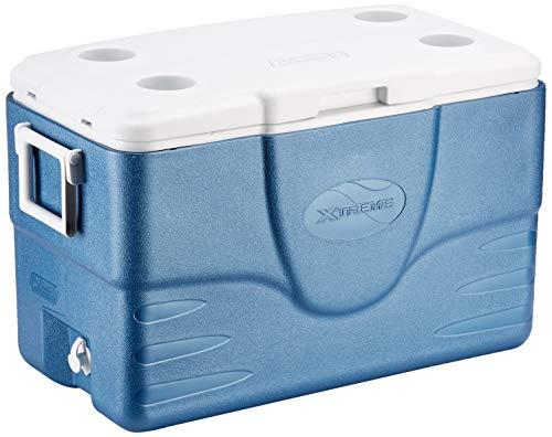 Coleman 52QT Kühlbox Xtreme, blau/weiß, 49 Liter