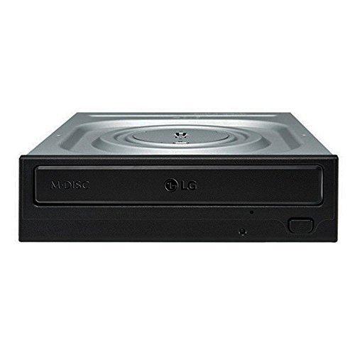 LG GH24NSD1.AUAA10B DVD-R/RW+R/RW Bulk Sata Schwarz