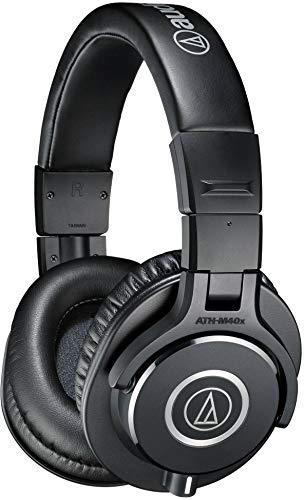 Audio Technica ATH-M40x DJ-Kopfhörer für Studio