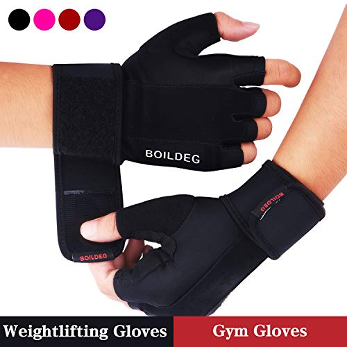 Fitness Handschuhe Trainingshandschuhe,für Bodybuilding Crossfit,Damen&Herren