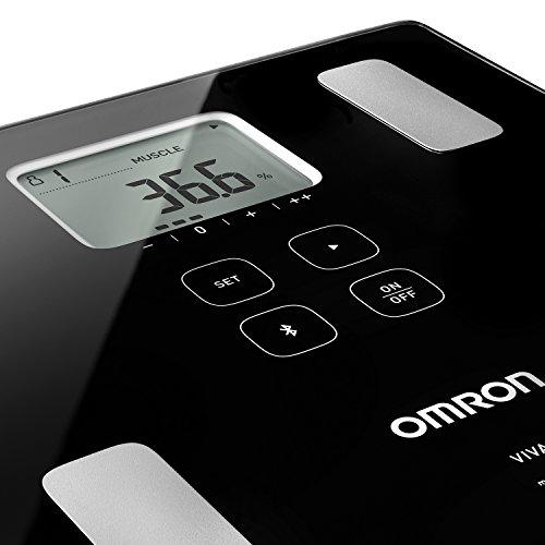 Omron VIVA die smarte Körperanalysewaage