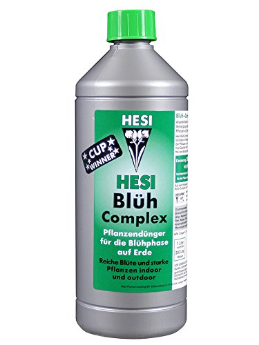 Hesi Blüh-Complex Dünger