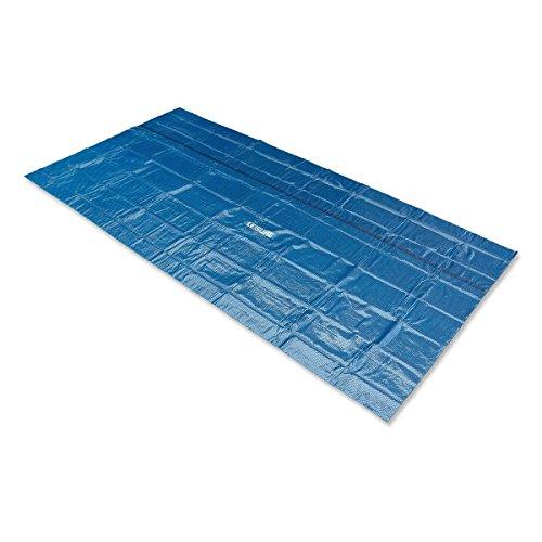 Leisure Profi Pool Solarabdeckplane schwarz/blau 300 x 200cm