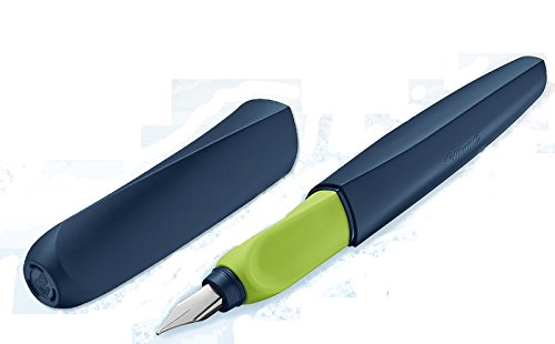 Pelikan 804967 Füller Twist M, Apple-Blau