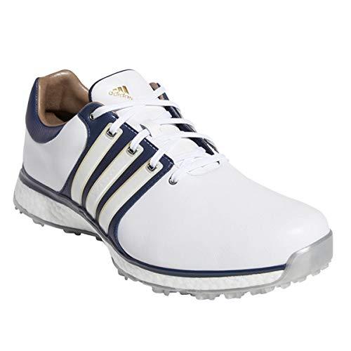 adidas Herren Tour360 Xt-sl(Wide) Golfschuhe Weiß (Navy/Blanco F34991) 44 EU