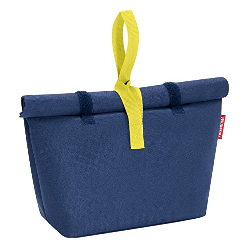Reisenthel OT4005 Fresh Lunchbag Iso M Navy, Polyester, blau, 33 x 29 cm