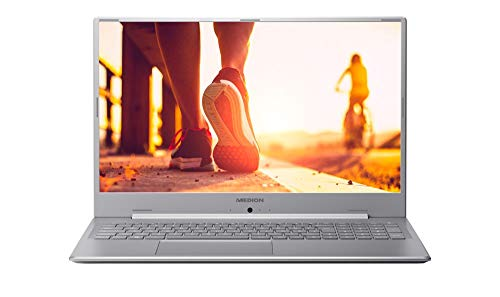 MEDION P17601 43,9 cm (17,3 Zoll) Full HD Notebook (Intel Core i7-8565U, 8GB DDR4 RAM, 1TB PCIe SSD, NVIDIA GeForce MX150, Akku Schnellladefunktion, Win 10 Home)