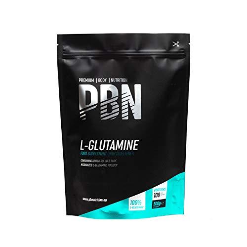 PBN L-Glutamin, 500g-Beutel