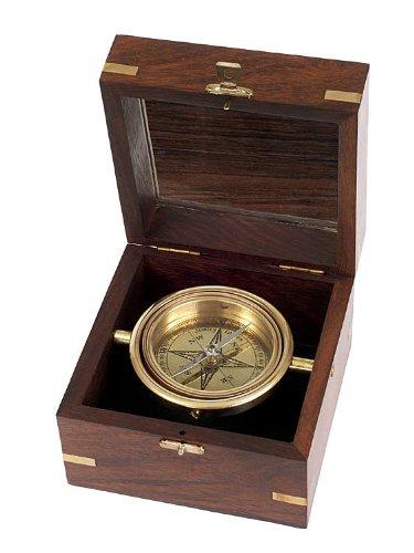 Maritimer Tischkompass 'SAN JUAN'