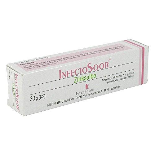 Infectosoor Zinksalbe 30 g