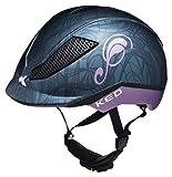 KED Pina Helmet Kids Nightblue matt Kopfumfang M | 51-56cm 2019 Fahrradhelm