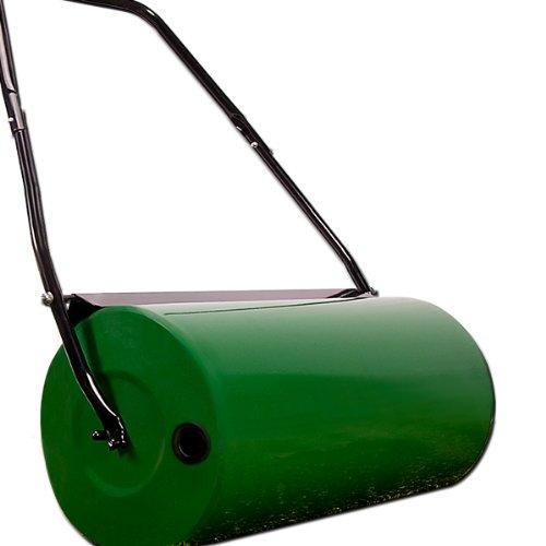 Rasenwalze  60cm  48l Füllvolumen  intg. Schmutzabweiser  Metall - Handwalze Rasenroller Gartenwalze Walze Ackerwalze【Modellauswahl】