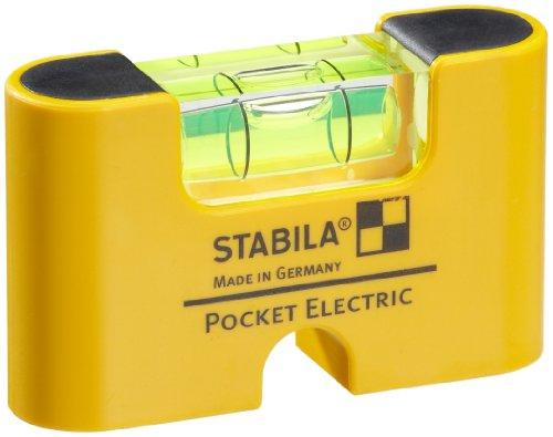 Stabila 17775 Wasserwaage Pocket Electric