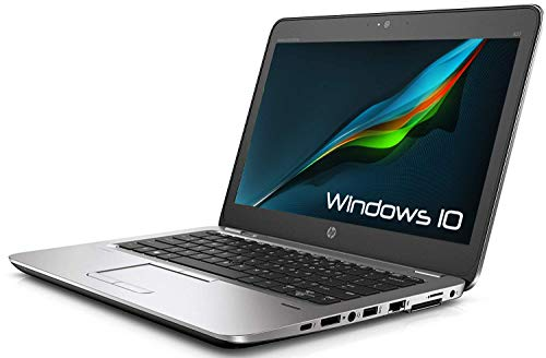 HP Elitebook 820 G1 Business Notebook # 12.5in , Intel Core i5 1.9 GHz , 8GB RAM , 180 GB SSD, WLAN, USB 3.0, Webcam, Windows 10 Professional (Generalüberholt)