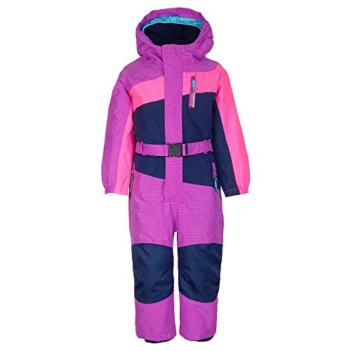 Killtec Skioverall Rocky Mini für Mädchen mit Kapuze