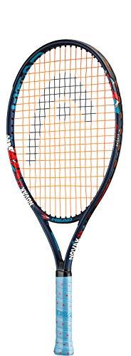 HEAD Kinder Novak 23 Tennisschläger, blau,