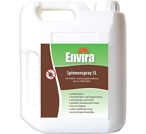 ENVIRA Spinnen Vernichter 5Ltr