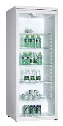 PKM GKS250 Flaschenkühlschrank / B / 208.05 kWh/Jahr / automatische Abtauung / weiß
