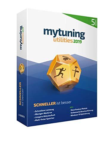 mytuning utilities 2019 - 5 Geräte|2019|5 Geräte|unbegrenzt|PC, Laptop|Disc|Disc