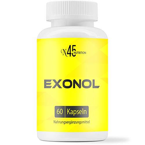 Exonol | Muskelaufbau | 60 Kapseln | hochdosiert