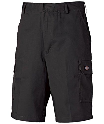 Dickies Redhawk Cargo Shorts  verschieden Farben, WD834, 260gr/m² (62, Schwarz)