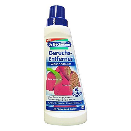 Dr,Beckmann Geruchs-Entferner Entferner - festsitzende hartnäckige Gerüche aus Textilien 500 ml