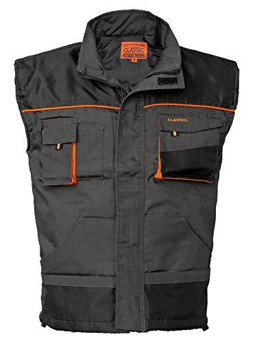ART.MAS Weste Winterweste Arbeitsweste Bodywarmer Arbeitsbekleidung Herren(CLASS-V-WIN) (XL)