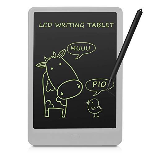 conecto CC50505 LCD Schreibtafel digital Writing Tablet Grafiktablet Schreib-/Malbrett 10' l, weiß