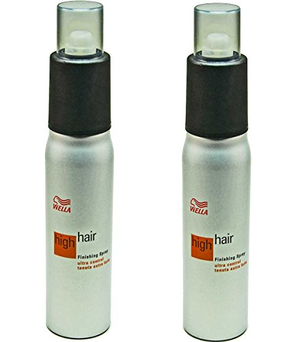 Wella High Hair Haarlack - Ultra Starker Halt - 300ml (2´er Pack)