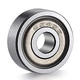 20ancirs 624zz Lager–624ZZ/abgeschirmt Miniatur Rillenkugellager, 13mm x 4mm x 5mm