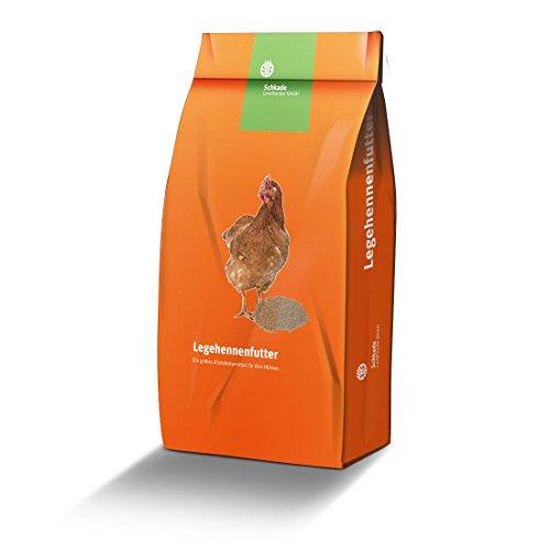 Hühnerfutter gegen Milben als Legehennenfutter 25 kg, grob geschroten