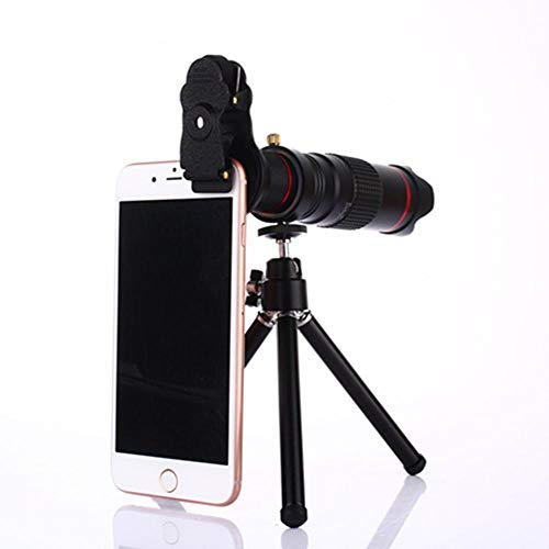 Olydmsky Mobile Teleskop-Leiter Tele Zoom Mal HD Externe Kamera