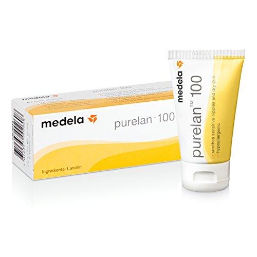 Medela PureLan 100 Creme Tube, 37 g, Lanolin Brustwarzensalbe