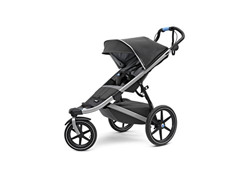 Thule Urban Glide 2.0 Jogging Buggy, Unisex, 10101924, Dark Shadow