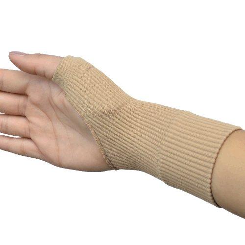 Medipaq Daumenbandage/Gel-Manschette, schützt und stützt bei Verletzungen des Daumens, Handgelenks oder schmerzhafter Arthritis